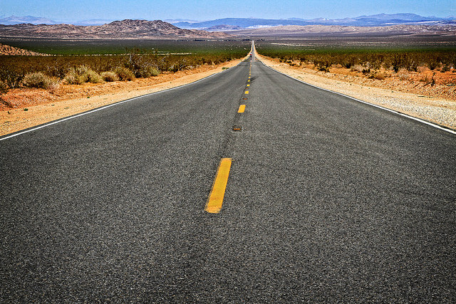 Long Hot Road